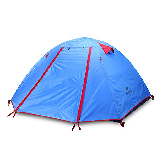 Topnaca® 2/3/4 Person Tent Double Layer Skylight 3 Season Aluminum Rod  sc 1 st  C&ing Companion & Topnaca® 2/3/4 Person Tent Double Layer Skylight 3 Season Aluminum ...