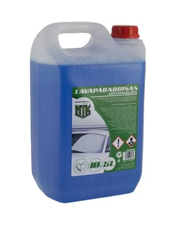 Shinergy LAVAPARABRISAS 5L ANTICONGELANTE -10% Invierno