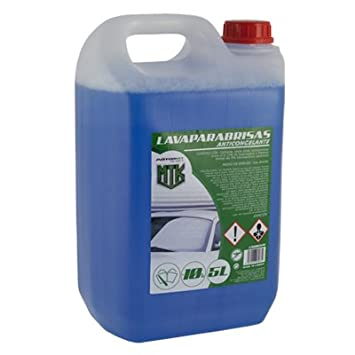 Shinergy LAVAPARABRISAS 5L ANTICONGELANTE -10% Invierno: Amazon.es ...