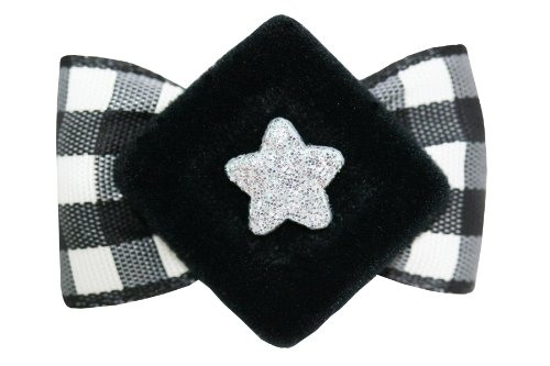 Hot Bows Twinkle with 2 Latex Bands for Dogs