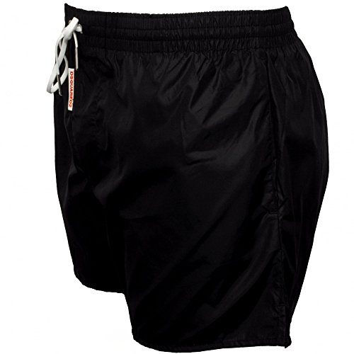 DSquared2 Classic Homme Nage Shorts, Noirs