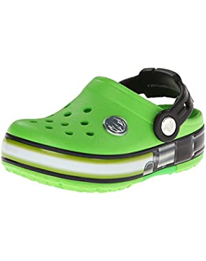 Kids' Crocslight Star Wars Star Wars Yoda Light-Up Clog (Toddler/Little Kid)