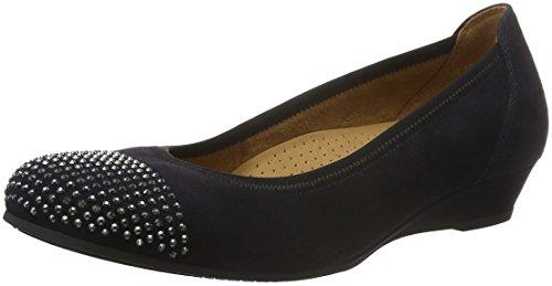 Gabor Shoes 52.694 - Bailarinas para mujer Azul (pazifik (blau) 26)