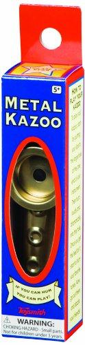 Toysmith Metal Kazoo (4.75-Inch)