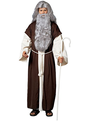 Forum Novelties Men's Deluxe Adult Shepherd Costume, Multi,