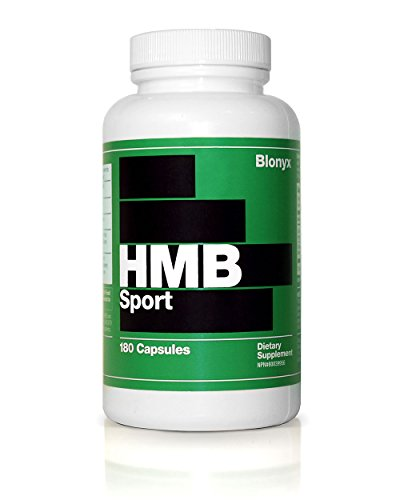 Blonyx HMB Sport, 180 Capsules, 1 Mo. Supply