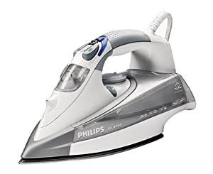 philips azur steam iron instructions