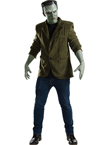 Rubie's Men's Standard Universal Monsters Frankenstein Costume, as as Shown, Large -