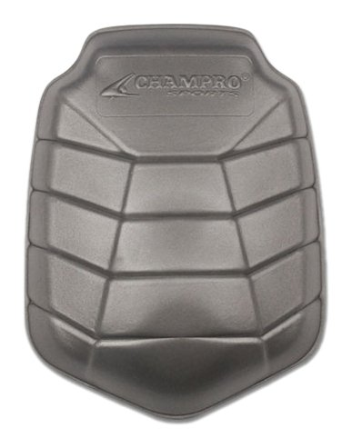 CHAMPRO Sports Infinity Varsity Knee Pads Silver, (Champro Knee Pads)