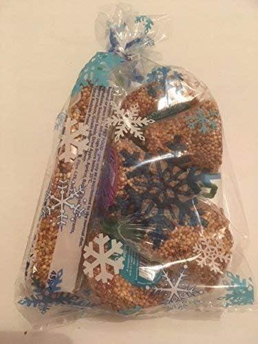 Pack de selección de dulces para pájaros – Budgies, periquitos ...