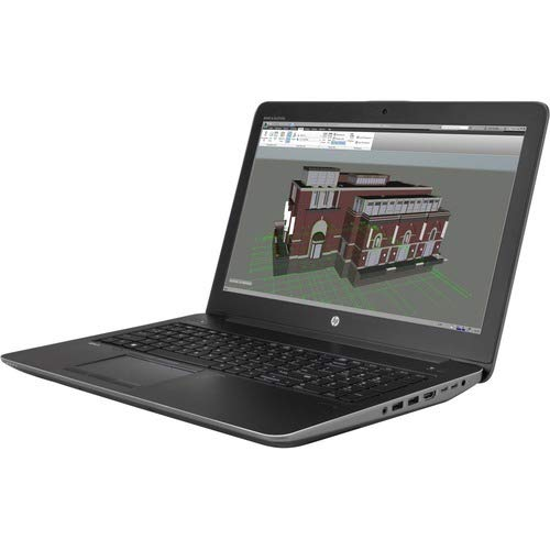 - HP zBook 15-G3 Mobile Workstation Intel:I7-6820HQ, 16GB, 512GB, Wifi+Bluetooth, Backlit-Keyboard, Webcam, nVidia Quadro M2000M Graphics, 15.6
