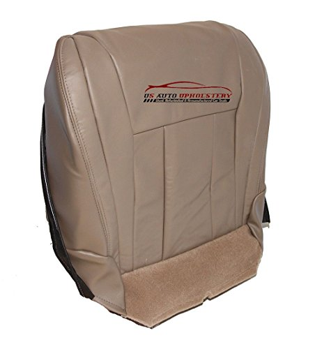 US Auto Upholstery 1996-2002 Toyota 4Runner Driver Side Bottom Replacement Leather Seat Cover Tan ()
