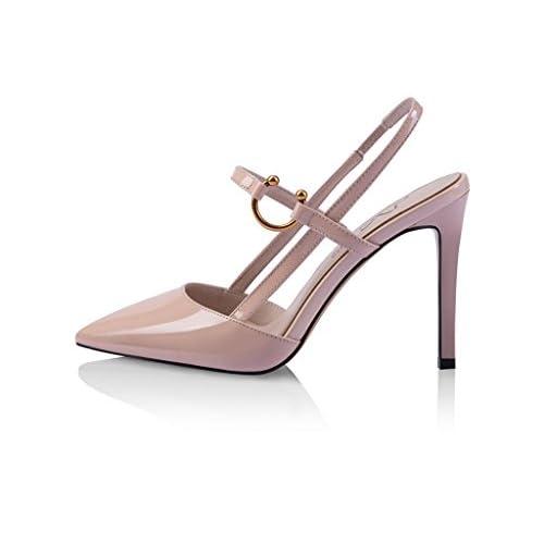 5c0f8e14 Mujer Yllxz Sandalias Zapatos 30De Descuento Verano Tacón kXuZiPwOTl