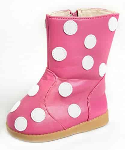 e6706cb0c2f23 Shopping Pink - Boots - Shoes - Girls - Clothing, Shoes & Jewelry on ...