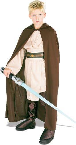 Disfraz de Jedi oficial de Star Wars para niños. Capa de jedi de ...