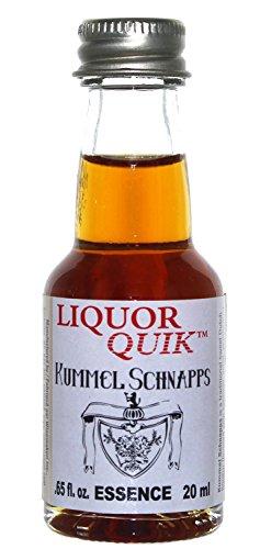Liquor Quik Natural Liquor Essence, 20 mL (Kummel Schnapps -
