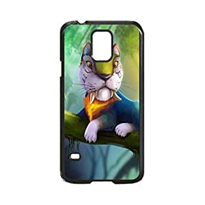 Chunky - The Croods Custom Image Case, Diy Durable Hard Case Cover for Samsung Galaxy S5 I9600, High Quality Plastic Case By Argelis-Sky, Black Case New