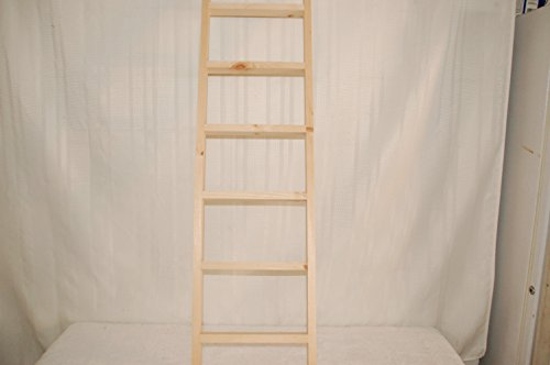 Ladder Library (Kenzie's Stars and Gifts Ladder Wooden, 4 Feet)
