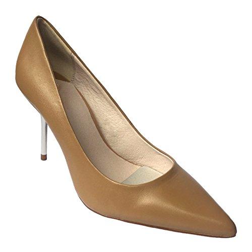 Faith Cadillac - Zapatos de vestir de Piel para mujer Marrón camel