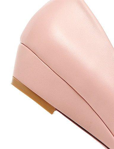 Mujeres Pdx casual Black Oficina De Toe Carrera rosa Y zapatos Cn39 blanco verde Uk6 Flats Eu39 Talón Las Señaló Negro us8 vestido Plano rqAtq
