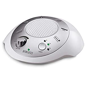 White Noise Sound Machine | Portable Sleep Therapy for Home