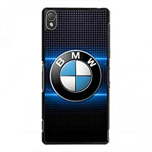 Charming Sony Xperia Z3 Funda Bayerische Motoren Werke AG BMW Logo Phone Protecrtor Hard Plastic Phone Funda