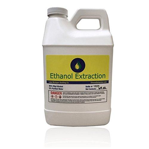190 Proof Non Denatured Grain Alc - (64oz) - Buy Online in