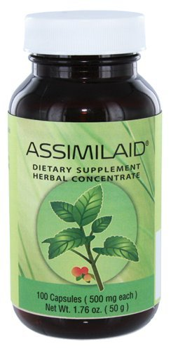 Assimilaid, 100 Capsules/Bottle by Sunrider International