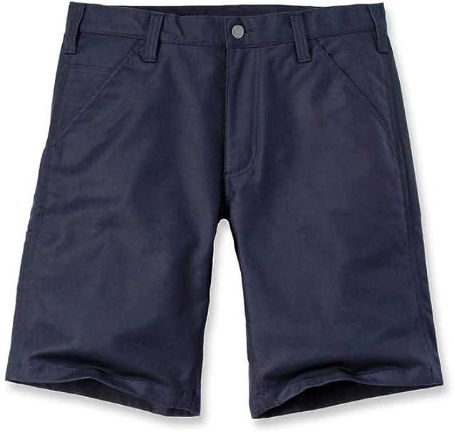 TALLA 30W. Carhartt Men's Shorts Rugged Stretch Canvas