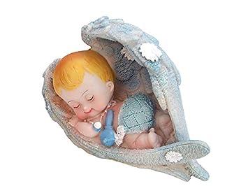 Tortenfigur Baby In Engelsflügeln Tortendeko
