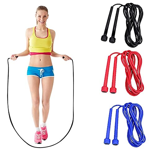Adjustable Skipping Rope Rapid Jumping Cable and 4.5