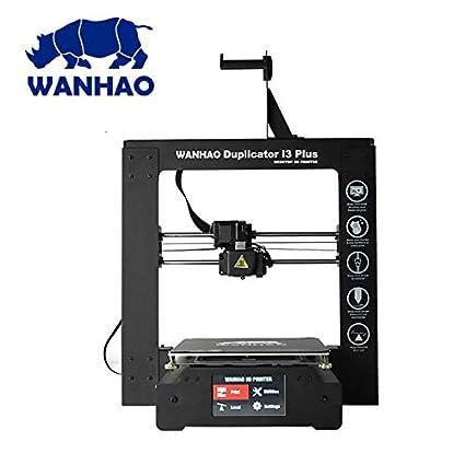 Wanhao i3 Plus MK2 - Impresora 3D: Amazon.es: Informática