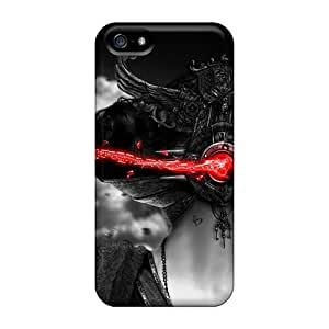 Ultra Slim Fit Hard Williams6541 Case Cover Specially Made For Iphone 5/5s- Music Save My Soul