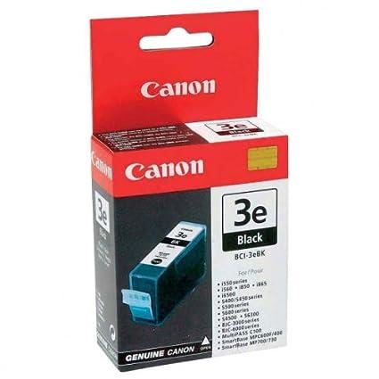 Canon BCI-3EBK cartucho de tinta Original Negro 1 pieza(s ...