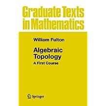 Algebraic Topology: A First Course