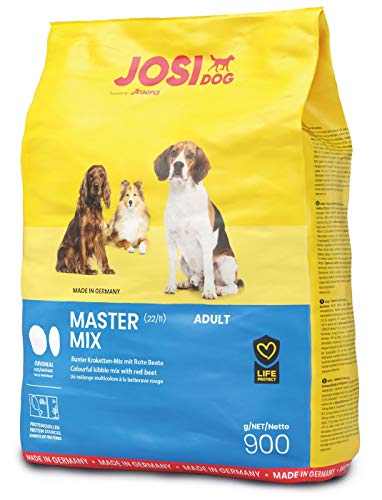 Josera JosiDog Master Mix   5X 900g Hundefutter trocken
