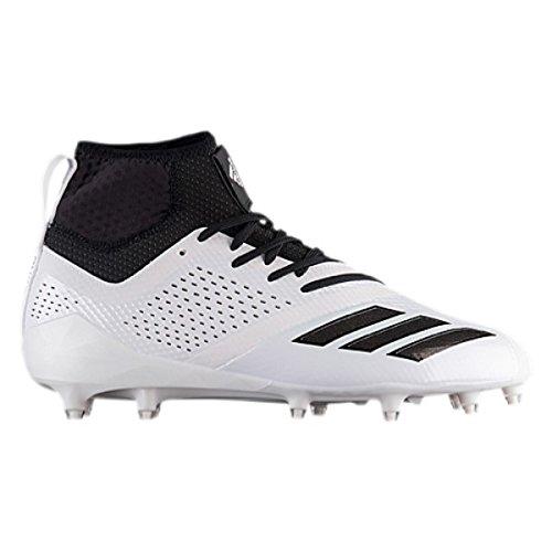 スラム街近々縫い目(アディダス) adidas メンズ アメリカンフットボール シューズ?靴 adiZero 5-Star 7.0 Mid [並行輸入品]