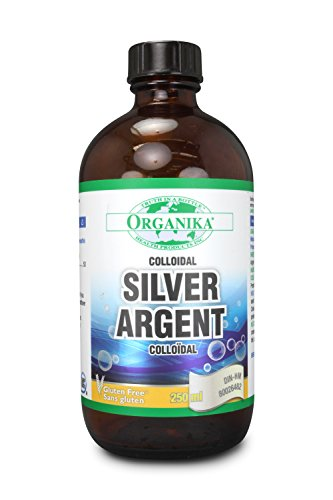 Organika COLLOIDAL SILVER 5D=10ppm, 250ML