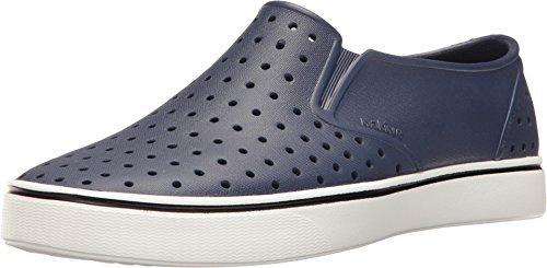 native Men's Miles Water Shoe Regatta Blue/Shell White