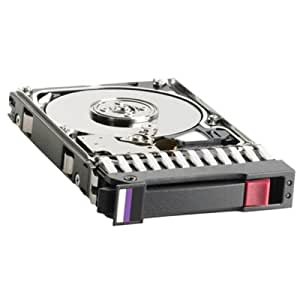 """HP 72GB 6G SAS SFF - Disco duro (Serial Attached SCSI (SAS), 72 GB, 6,35 cm (2.5""""), 10 - 35 °C, 7,57 cm, 1,56 cm) Negro"""