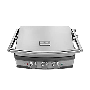 Frigidaire Professional Stainless  5-in-1 Panini Grill / Griddle 1,500 Watts