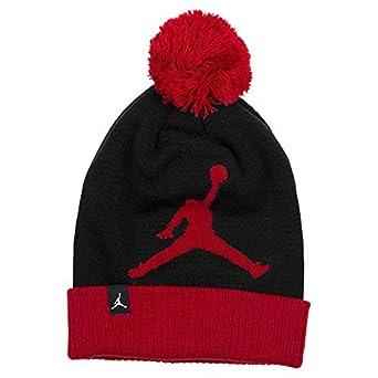 64071789923 ... wholesale amazon nike air jordan jordan chenille pom pom beanie hat 8  20 black grey black
