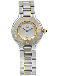Must 21 Quartz Female Watch W10073R6 (Certified Pre-Owned)
