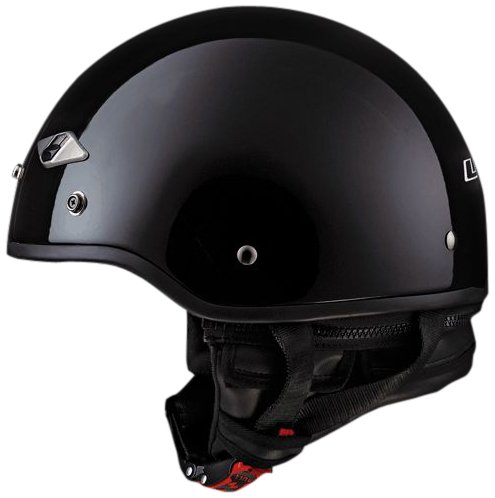 Amazon.com: LS2 Helmets HH568 Half Helmet (Matte Black, Small): Automotive