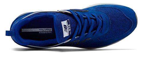 (ニューバランス) New Balance 靴?シューズ メンズライフスタイル 574 Sport Blue Bell with Grey ブルー ベル グレー US 7.5 (25.5cm)