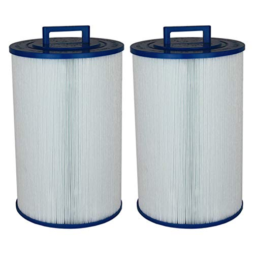 Spa Filter Diamante Spas - PUST80-F2M 8CH-852 FC-0518 Diamante Spas Comparable Pool & Spa Filter PAS-1553 by Tier1 (2-Pack)