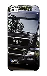 Awesome Design Vehicles Truck Hard Case Cover For Iphone 5c