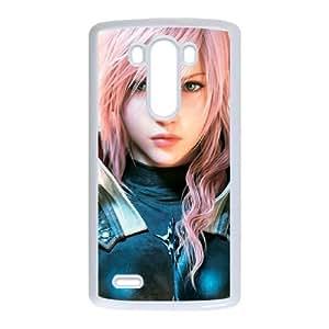 LG G3 White phone case final fantasy WCT4274661