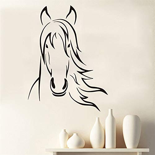 lanken Wall Stickers Decal Removable Vinyl Decal Quote Art Best Outline Farmyard Animal Living Room Excellent Quality