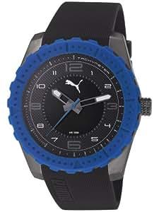 Puma PU103091004 - Reloj de pulsera para hombres, color negro